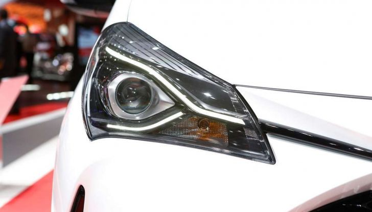 Toyota Yaris restyling 2017 - Foto 27 di 28
