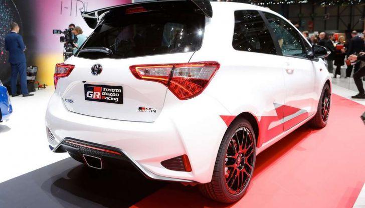 Toyota Yaris restyling 2017 - Foto 7 di 28
