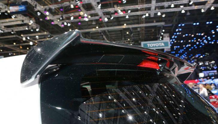 Toyota Yaris restyling 2017 - Foto 10 di 28