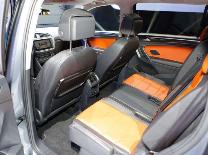 Volkswagen Tiguan Allspace: 4Motion, sette posti e DSG - Foto 6 di 13