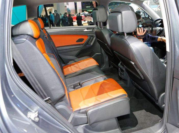Volkswagen Tiguan Allspace: 4Motion, sette posti e DSG - Foto 12 di 13