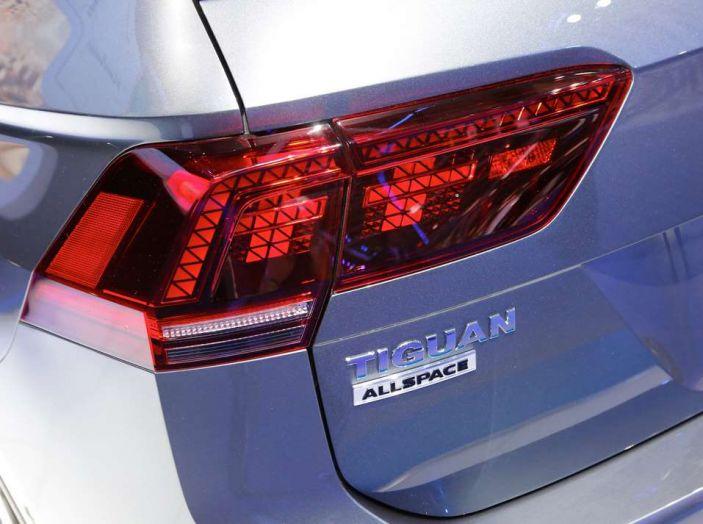 Volkswagen Tiguan Allspace: 4Motion, sette posti e DSG - Foto 13 di 13