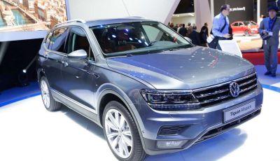 Volkswagen Tiguan Allspace: 4Motion, sette posti e DSG