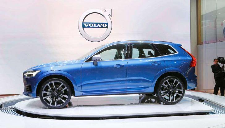 Nuova Volvo XC60 2017: Il martello di Thor - Foto 14 di 22