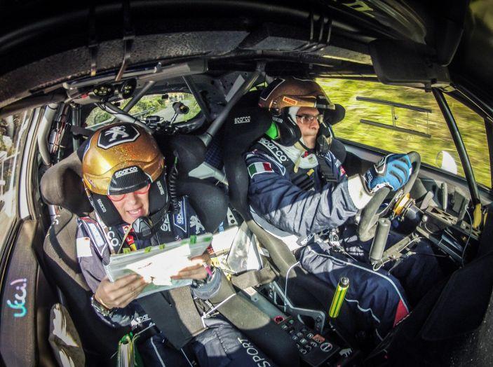 Rally del Ciocco 2017 – Paolo Andreucci costretto al ritiro - Foto 4 di 5