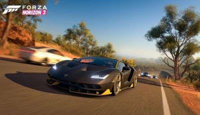 Forza Horizon 3 premiato come il miglior videogioco di corse al Drago d'Oro