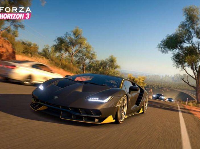 Forza Horizon 3 premiato come il miglior videogioco di corse al Drago d'Oro - Foto 1 di 4
