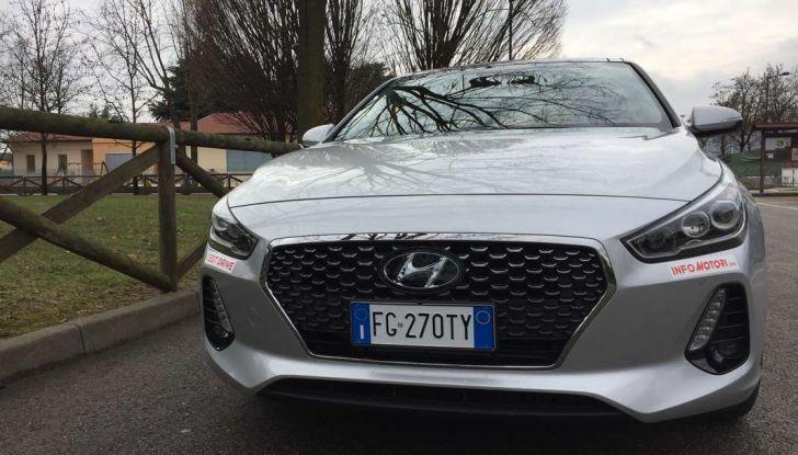 Nuova Hyundai i30, la prova su strada del T-GDI da 140CV - Foto 11 di 22