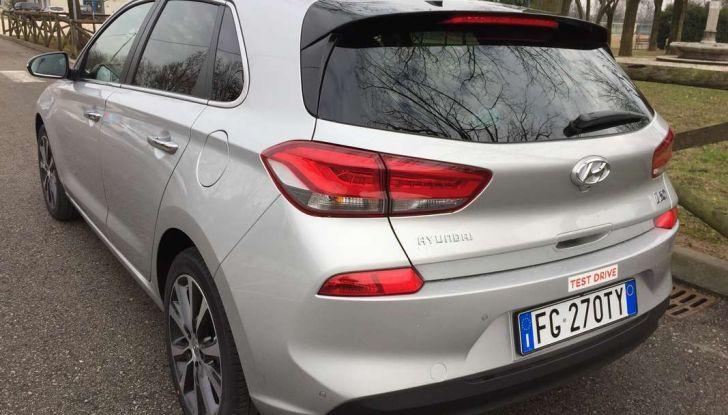 Nuova Hyundai i30, la prova su strada del T-GDI da 140CV - Foto 6 di 22
