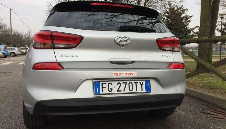 Nuova Hyundai i30, la prova su strada del T-GDI da 140CV - Foto 9 di 22