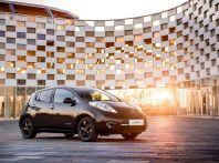 Nuova Nissan LEAF Black Edition, al via le vendite