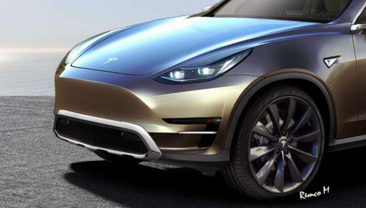 Tesla Model Y prezzi, prestazioni e caratteristiche - Foto 11 di 12
