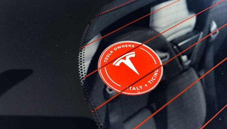 Tesla Owners Club Italy + Ticino, primo club ufficiale Tesla in Italia - Foto 10 di 12