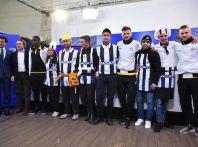 Udinese Calcio e Dacia the Swap: i giocatori friulani cambiano mestiere per un giorno