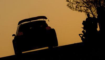 Le Citroën C3 WRC competitive su tutti i terreni
