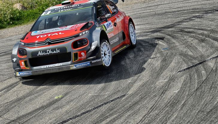 Le Citroën C3 WRC competitive su tutti i terreni - Foto 2 di 3