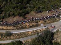 WRC Corsica – Giorno 2 – Craig Breen resta in corsa per il podio.