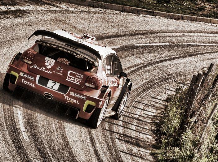 WRC Corsica – Giorno 2 – Craig Breen resta in corsa per il podio. - Foto 2 di 3