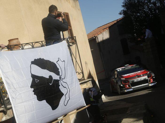 WRC Corsica – Giorno 2 – Craig Breen resta in corsa per il podio. - Foto 3 di 3