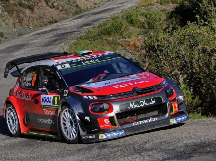 WRC Corsica – Giorno 3 – Craig Breen resta nella top 5 - Foto 3 di 4