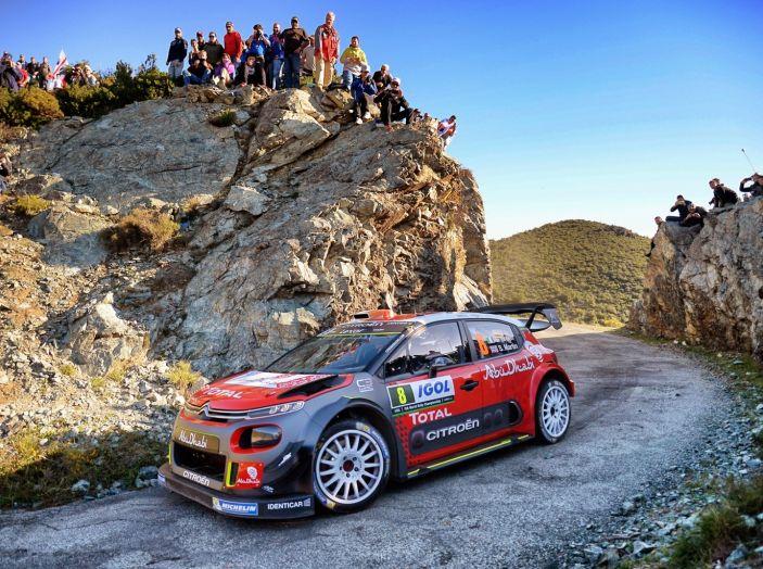 WRC Corsica – Giorno 3 – Craig Breen resta nella top 5 - Foto 4 di 4