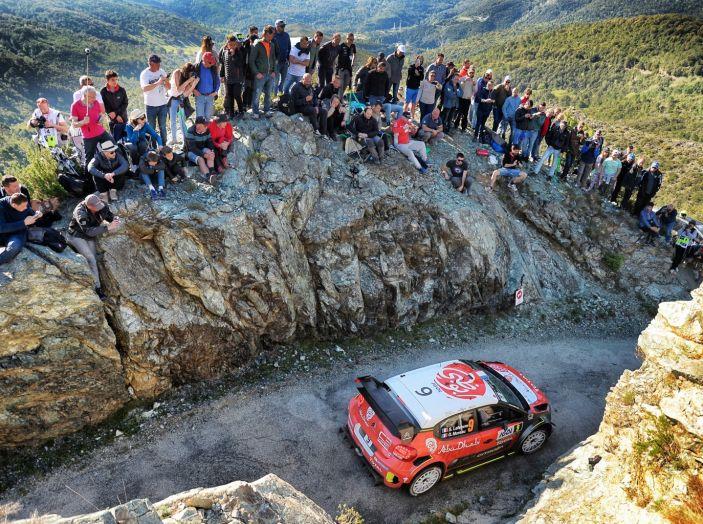 WRC Corsica – Giorno 3 – Craig Breen resta nella top 5 - Foto 1 di 4