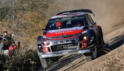 WRC Argentina - Giorno 1:  le C3 WRC costrette all'abbandono.