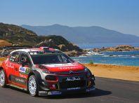 WRC Corsica – Giorno 1 – Kris Meeke domina Ajaccio