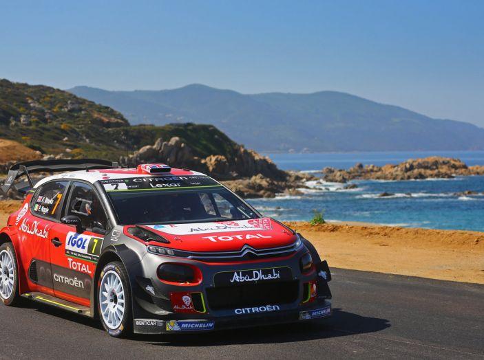 WRC Corsica – Giorno 1 – Kris Meeke domina Ajaccio - Foto 1 di 4
