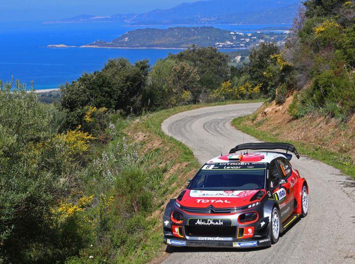 WRC Corsica – Giorno 1 – Kris Meeke domina Ajaccio - Foto 2 di 4