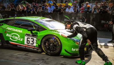 Blancpain GT Series Endurance, a Monza è trionfo Lamborghini