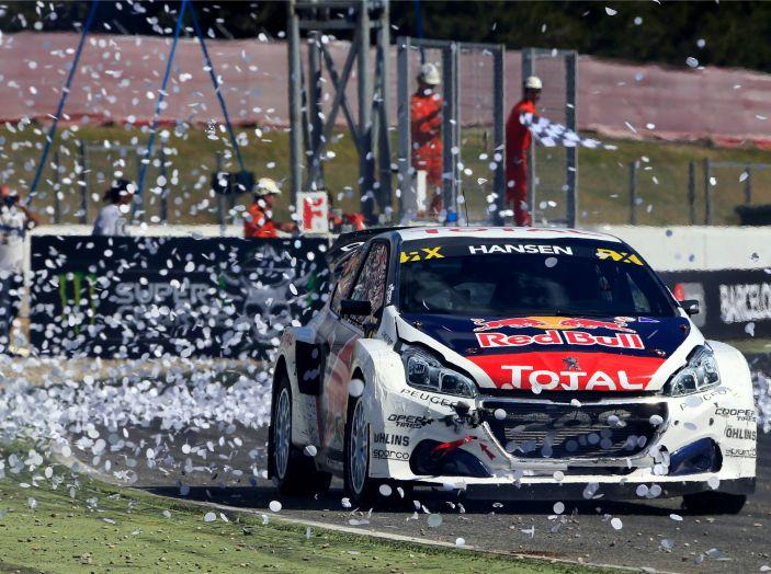 Peugeot 208 WRX tenta la conquista del Portogallo - Foto 1 di 3