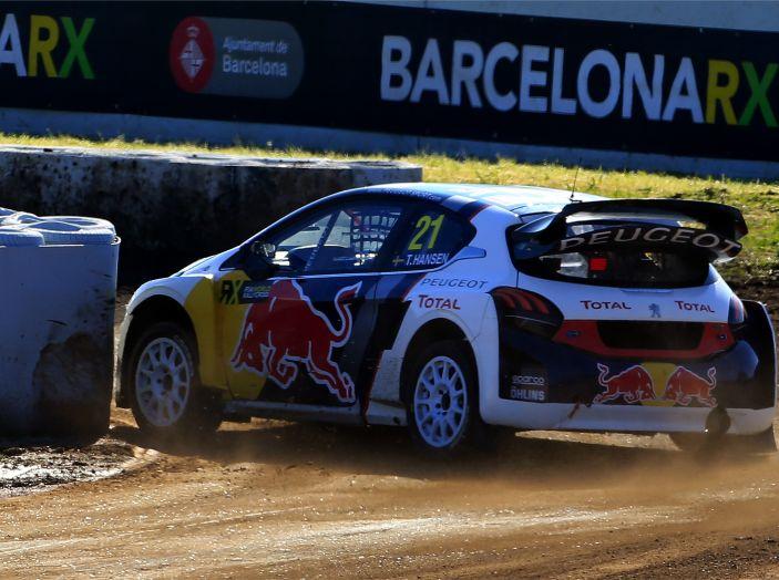 Peugeot 208 WRX tenta la conquista del Portogallo - Foto 3 di 3