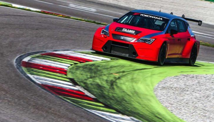 Seat Leon Cupra ST provata in pista a Franciacorta - Foto 17 di 57