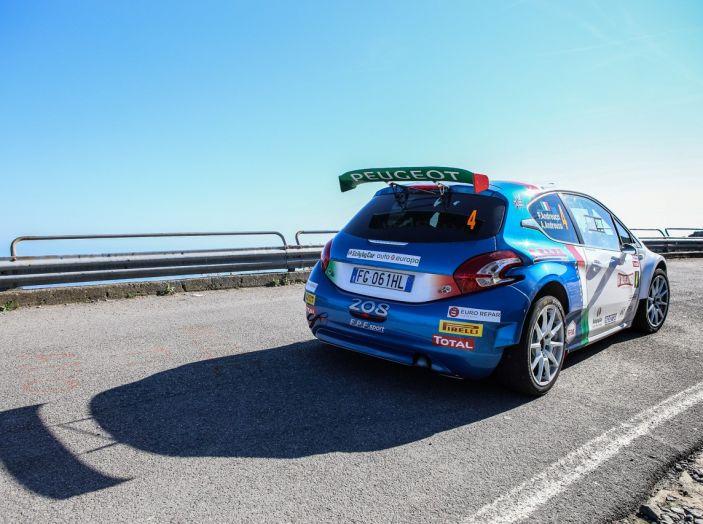 Rally di Sanremo – Peugeot archivia la Tappa 1 in testa - Foto 4 di 8