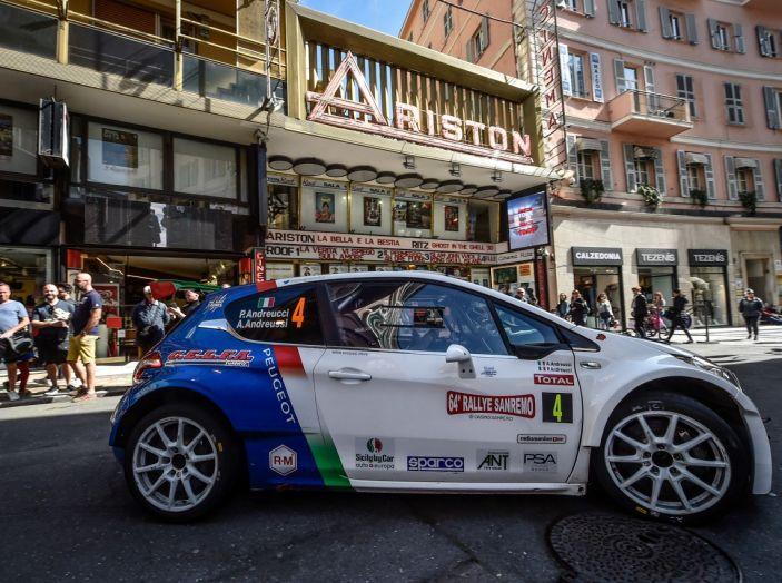 Rally di Sanremo – Peugeot archivia la Tappa 1 in testa - Foto 1 di 8