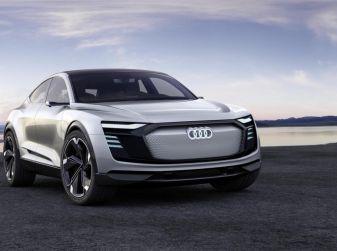 Audi e-tron Sportback 2019: 435CV di pura potenza elettrica
