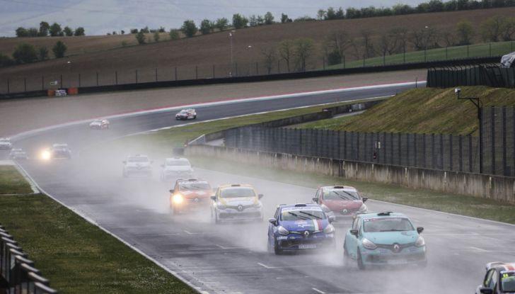 Clio Cup Italia Press League: Infomotori sul secondo gradino del podio! - Foto 13 di 48