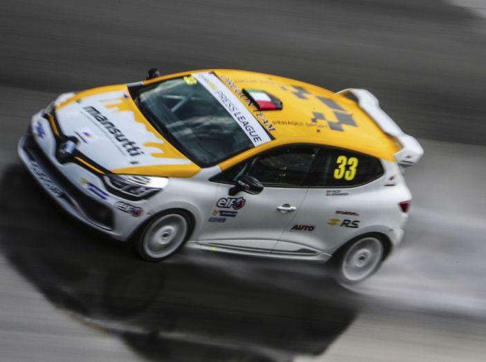 Clio Cup Italia Press League: Infomotori sul secondo gradino del podio! - Foto 4 di 48