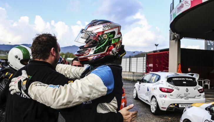 Clio Cup Italia Press League: Infomotori sul secondo gradino del podio! - Foto 18 di 48