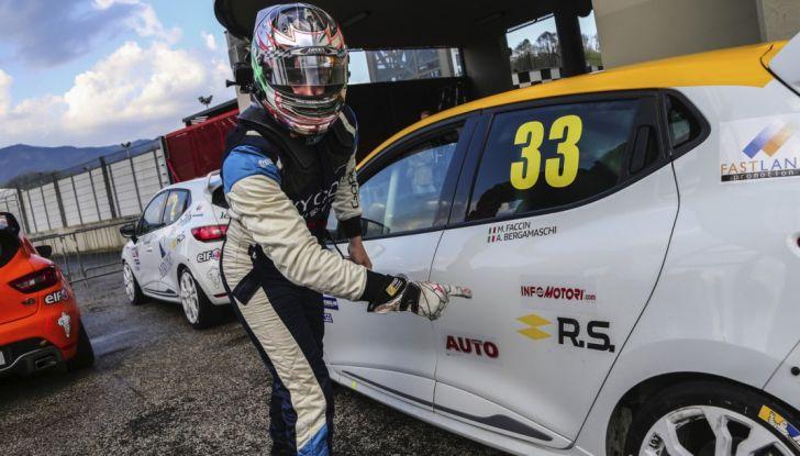 Renault Clio Cup 2018, dopo la vittoria 2017 Infomotori torna in pista alla Press League - Foto 22 di 32