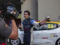 Michele Faccin e Infomotori vincono la Clio Cup Press League 2017