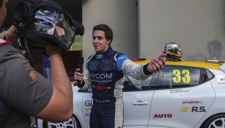 Clio Cup Italia Press League: Infomotori sul secondo gradino del podio! - Foto 21 di 48
