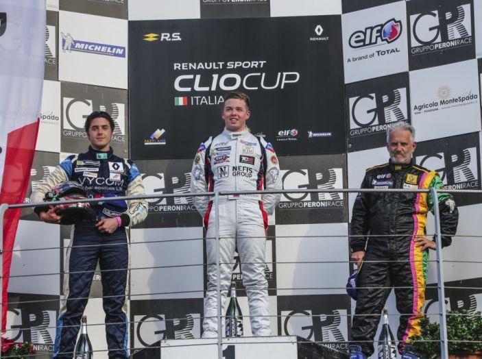 Clio Cup Italia Press League: Infomotori sul secondo gradino del podio! - Foto 22 di 48