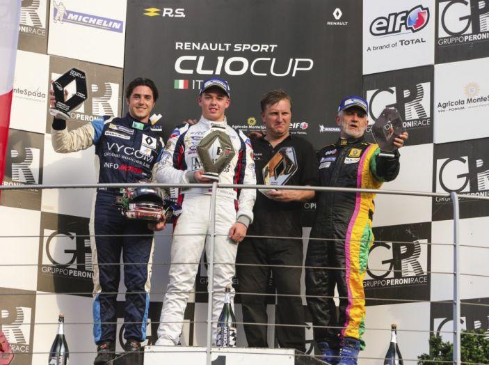 Clio Cup Italia Press League: Infomotori sul secondo gradino del podio! - Foto 23 di 48
