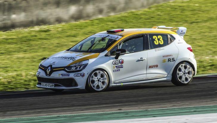 Renault Clio Cup 2018, dopo la vittoria 2017 Infomotori torna in pista alla Press League - Foto 20 di 32