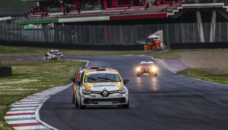 Clio Cup Italia Press League: Infomotori sul secondo gradino del podio! - Foto 1 di 48
