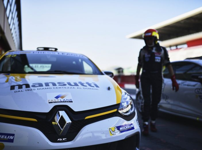 Clio Cup Italia Press League: Infomotori sul secondo gradino del podio! - Foto 29 di 48