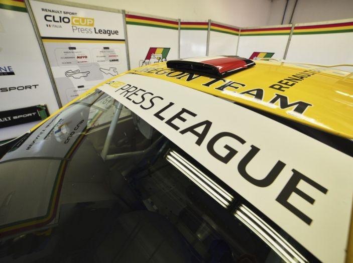 Clio Cup Italia Press League: Infomotori sul secondo gradino del podio! - Foto 8 di 48