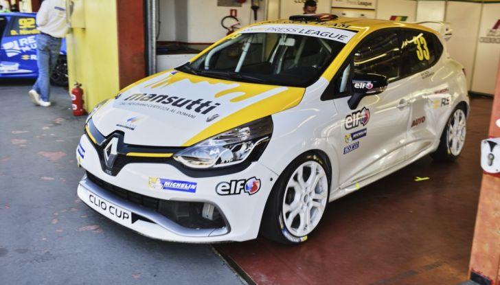 Renault Clio Cup 2018, dopo la vittoria 2017 Infomotori torna in pista alla Press League - Foto 9 di 32